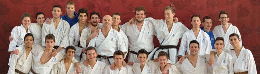 Lo sport e il karate come scuola di vita