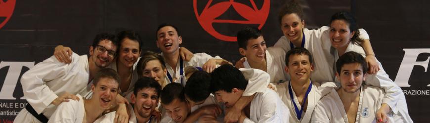 Scuola Karate Resana: la più premiata degli ultimi anni